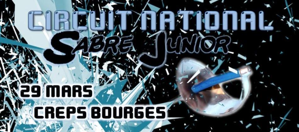 Circuit National sabre junior 2015
