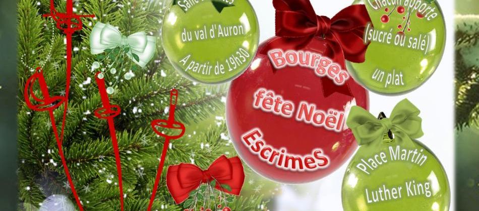Fête de Noël 2014